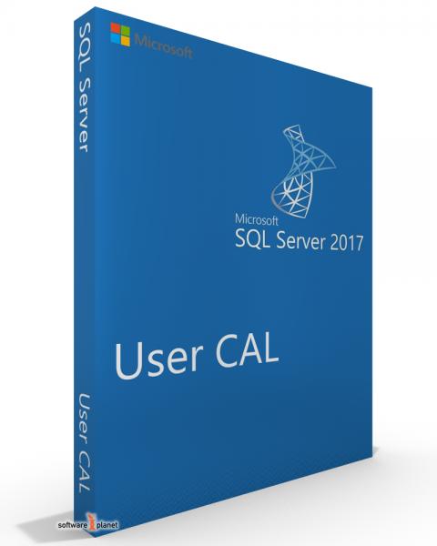 SQL Server 2017 Standard 10 User CAL