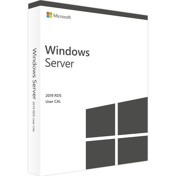 Windows Server 2019 10 User RDS CAL