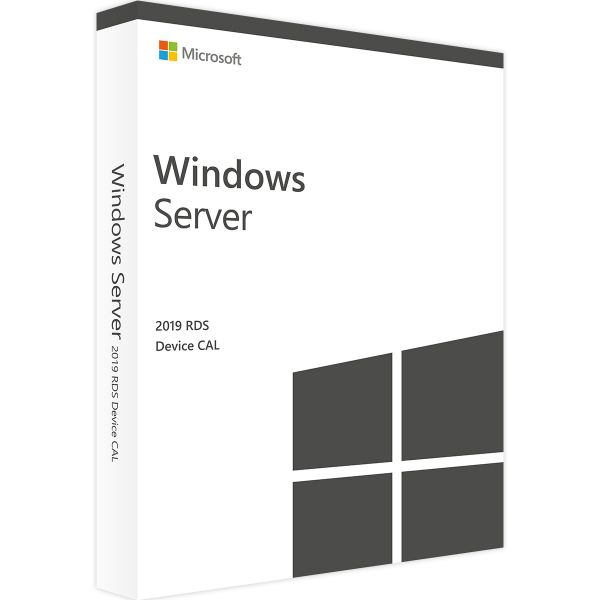 Windows Server 2019 10 Device RDS CAL