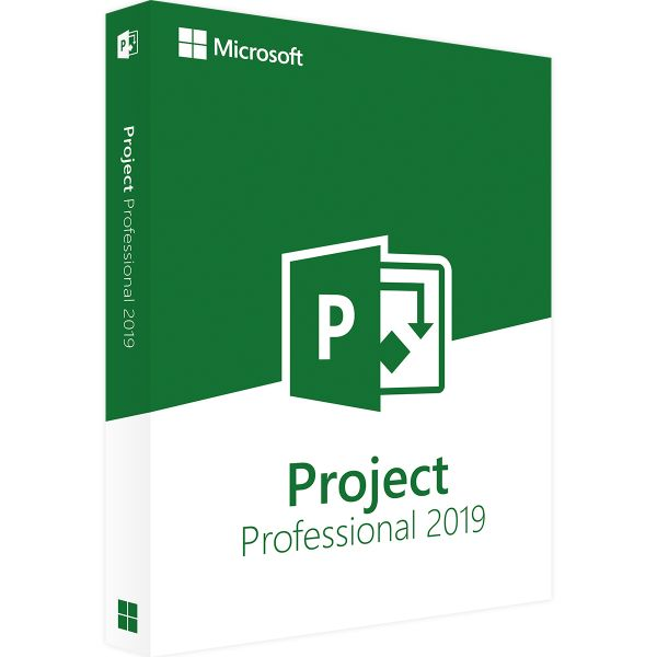Microsoft Project 2019 Professional Click to run