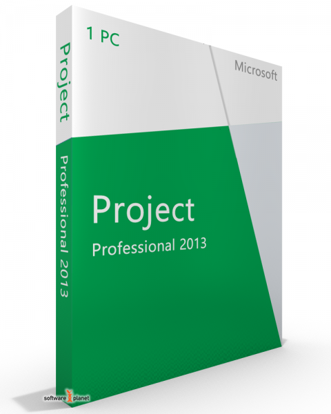 Microsoft Project 2013 Professional deutsch