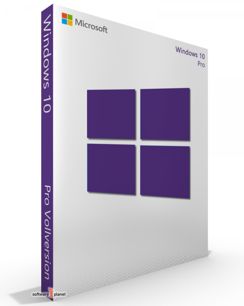 Microsoft Windows 10 Professional / Download / 1PC